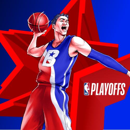 NBA Playoff  10 x 5 EUR likmes bez riska