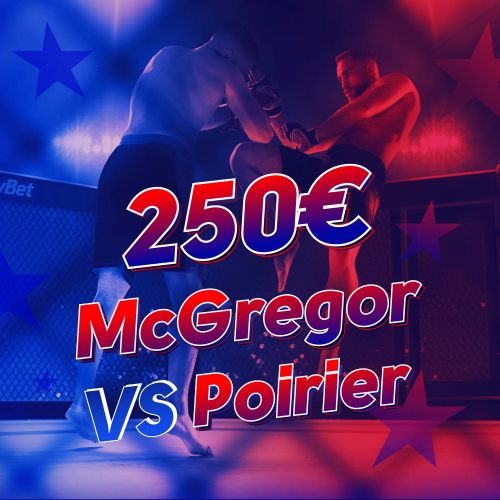 UFC – McGregor vs Poirier